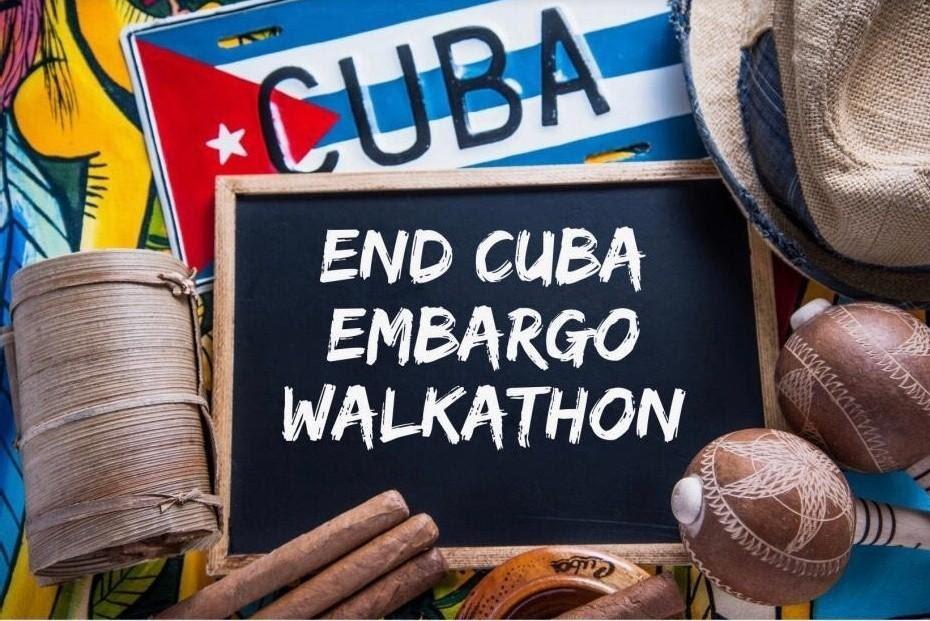 End Cuba Embargo Walkathon